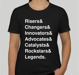 Risers Women's T-Shirt