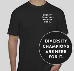 Diversity Champion T-Shirt