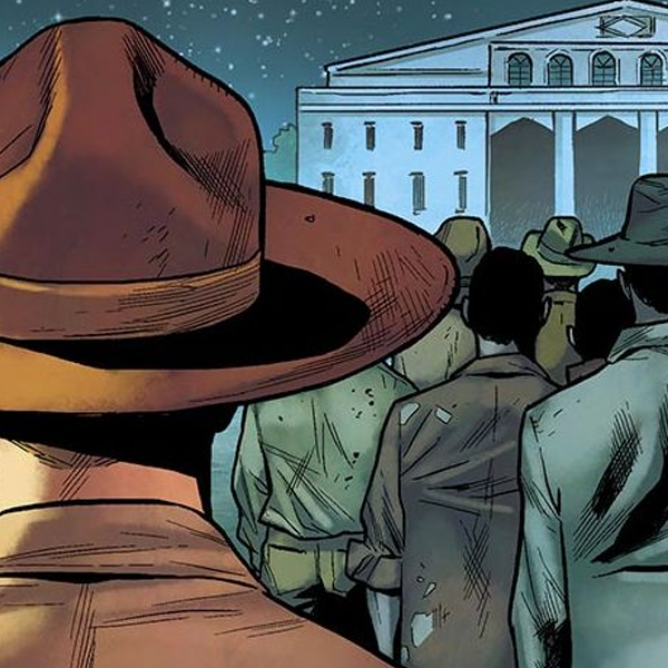 WATCHMEN X THE ATLANTIC: THE MASSACRE OF BLACK WALL STREET